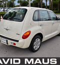 chrysler pt cruiser 2005 cool vanilla wagon gasoline 4 cylinders front wheel drive automatic 32771