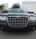 chrysler 300 2007 blue sedan touring gasoline 6 cylinders rear wheel drive automatic 33177