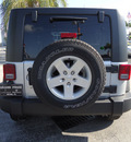 jeep wrangler unlimited 2010 silver suv sport gasoline 6 cylinders 2 wheel drive automatic 33177
