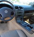lincoln ls 2005 beige sedan sport gasoline 8 cylinders rear wheel drive automatic 75228