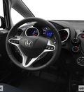 honda fit 2009 blue hatchback sport w navi gasoline 4 cylinders front wheel drive 5 speed manual 12401