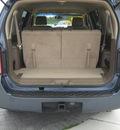 nissan pathfinder 2007 blue suv gasoline 6 cylinders rear wheel drive automatic 33884