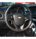 chevrolet cruze 2011 gray sedan lt fleet gasoline 4 cylinders front wheel drive 6 speed automatic 77090