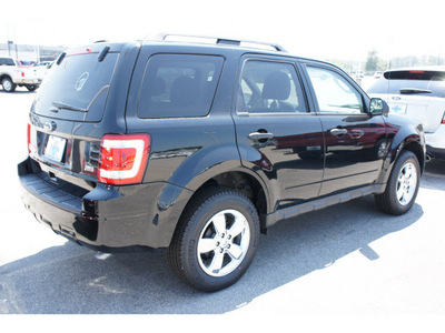 ford escape 2012 black suv xlt flex fuel 6 cylinders front wheel drive automatic 77388