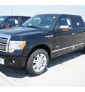 ford f 150 2011 black platinum gasoline 6 cylinders 2 wheel drive automatic 77388