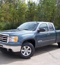 gmc sierra 1500 2012 dk  gray sle flex fuel 8 cylinders 4 wheel drive not specified 44024