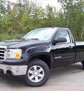 gmc sierra 1500 2012 black sle flex fuel 8 cylinders 4 wheel drive not specified 44024