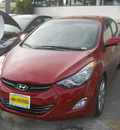 hyundai elantra 2012 red allure sedan gls gasoline 4 cylinders front wheel drive automatic 99208
