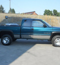 dodge 1500 ram 1998 green ram 1500 gasoline v8 4 wheel drive automatic with overdrive 99212