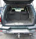 chevrolet trailblazer 2003 dk  green suv lt gasoline 6 cylinders 4 wheel drive 4 speed automatic 07060