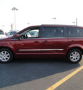 chrysler town and country 2011 red van touring flex fuel 6 cylinders front wheel drive 6 speed automatic 60915