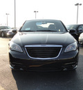 chrysler 200 2012 black sedan s flex fuel 6 cylinders front wheel drive shiftable automatic 60915