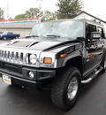 hummer h2 sut 2007 black suv 4x4 gasoline 8 cylinders 4 wheel drive automatic 45005