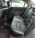 ford fusion 2007 dk  gray sedan v6 sel gasoline 6 cylinders front wheel drive automatic 45324