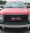 gmc sierra 1500 2008 red pickup truck gasoline 6 cylinders 2 wheel drive automatic 62863