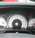 dodge dakota 2008 black laramie gasoline 8 cylinders 4 wheel drive automatic 62863
