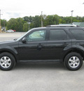 ford escape 2011 black suv limited flex fuel 6 cylinders front wheel drive automatic with overdrive 62863