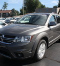 dodge journey 2012 gray suv sxt flex fuel v6 front wheel drive automatic 07730