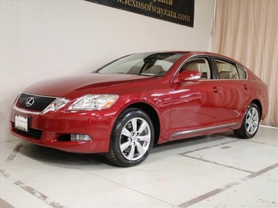 lexus gs 350 2008 dk  red sedan awd navi gasoline 6 cylinders all whee drive 6 speed automatic 55391