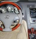 lexus gs 350 2008 dk  red sedan awd navi gasoline 6 cylinders all whee drive 6 speed automatic 55391