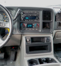 chevrolet suburban 2004 pewter suv lt 4wd flex fuel 8 cylinders 4 wheel drive automatic 56001