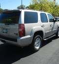 chevrolet tahoe 2008 silver suv z 71 3lt 4wd flex fuel 8 cylinders 4 wheel drive 4 speed automatic 55391