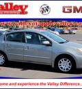 nissan sentra 2010 gray sedan 2 0 gasoline 4 cylinders front wheel drive automatic 55124