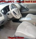 nissan murano 2009 white suv sl gasoline 6 cylinders all whee drive automatic 14094