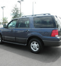 ford expedition 2005 blue suv xlt gasoline 8 cylinders rear wheel drive automatic 34788
