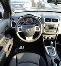 dodge avenger 2012 silver sedan sxt gasoline 4 cylinders front wheel drive automatic 60915