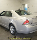 ford fusion 2009 lt  brown sedan se gasoline 4 cylinders front wheel drive automatic 14304