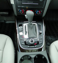 audi q5 2012 monsoon gray suv 3 2 quattro prestige gasoline 6 cylinders all whee drive automatic 98226