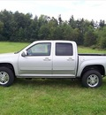 gmc canyon 2012 silver sle 2 gasoline 5 cylinders 4 wheel drive not specified 44024