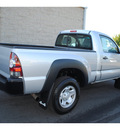 toyota tacoma 2011 silver pickup truck 4wd gasoline 4 cylinders 4 wheel drive automatic 91761