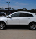 cadillac srx 2010 white suv 2 8 t gasoline 6 cylinders all whee drive automatic 76087