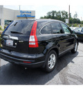 honda cr v 2010 crystal black suv ex gasoline 4 cylinders all whee drive 5 speed automatic 07724
