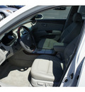 hyundai azera 2008 white sedan limited gasoline 6 cylinders front wheel drive automatic 08016