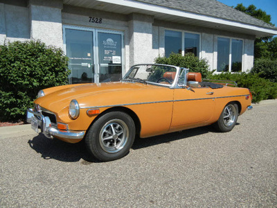 mg mgb 1974 orange not specified 4 speed manual 55016