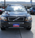 volvo xc90 2010 black suv v8 gasoline 8 cylinders all whee drive shiftable automatic 77090