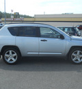 jeep compass 2007 silver suv limited gasoline 4 cylinders front wheel drive automatic with overdrive 99208