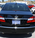 hyundai genesis 2012 black sedan 3 8l v6 gasoline 6 cylinders rear wheel drive automatic 94010