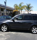 subaru forester 2010 black suv 2 5xt premium gasoline 4 cylinders all whee drive automatic 94063