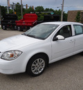 chevrolet cobalt 2010 white sedan lt gasoline 4 cylinders front wheel drive automatic 60007
