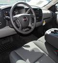 gmc sierra 1500 2011 fire red pickup truck sl flex fuel 8 cylinders 2 wheel drive automatic 76087