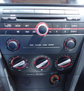 mazda mazda3 2008 black sedan i sport gasoline 4 cylinders front wheel drive automatic 33177