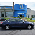 honda accord 2010 royal blue sedan lx gasoline 4 cylinders front wheel drive 5 speed automatic 07724