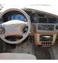 toyota sienna 2002 beige van ce gasoline 6 cylinders front wheel drive automatic 91761