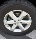 nissan murano 2009 lt  gray suv sl gasoline 6 cylinders all whee drive automatic 98371