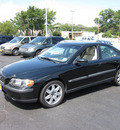 volvo s60 2004 black sedan 2 5t gasoline 5 cylinders all whee drive automatic 07730