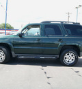 chevrolet tahoe 2004 dark green suv z71 flex fuel 8 cylinders 4 wheel drive automatic 80911